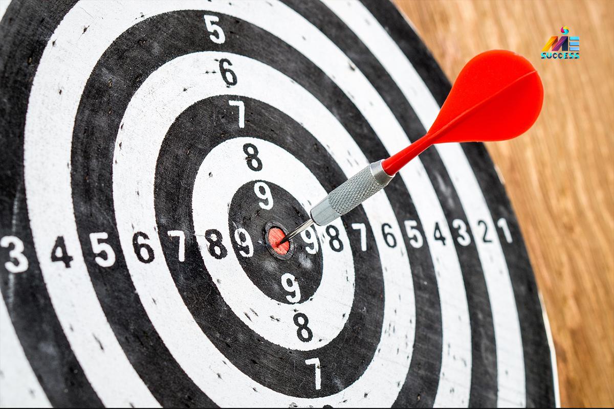 قانون جذب- تمرکز بر هدف - اهداف