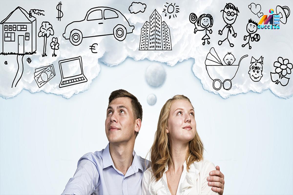 جذب ثروت و برنامه ریزی در زندگی شخصی