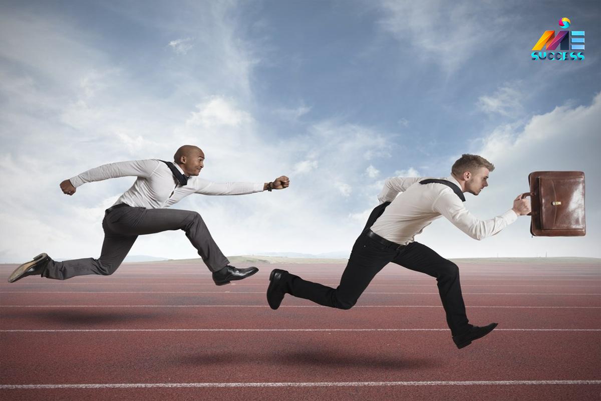 جذب ثروت و تمرکز بر هدف و رقابت