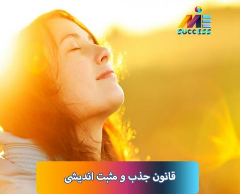 قانون جذب و مثبت اندیشی موضوع بررسی شده در این مقاله است. ذهن، توانایی های بسیاری دارد. مثبت اندیشی همواره سبب جذب اتفاقات مثبت در زندگی خواهد شد.