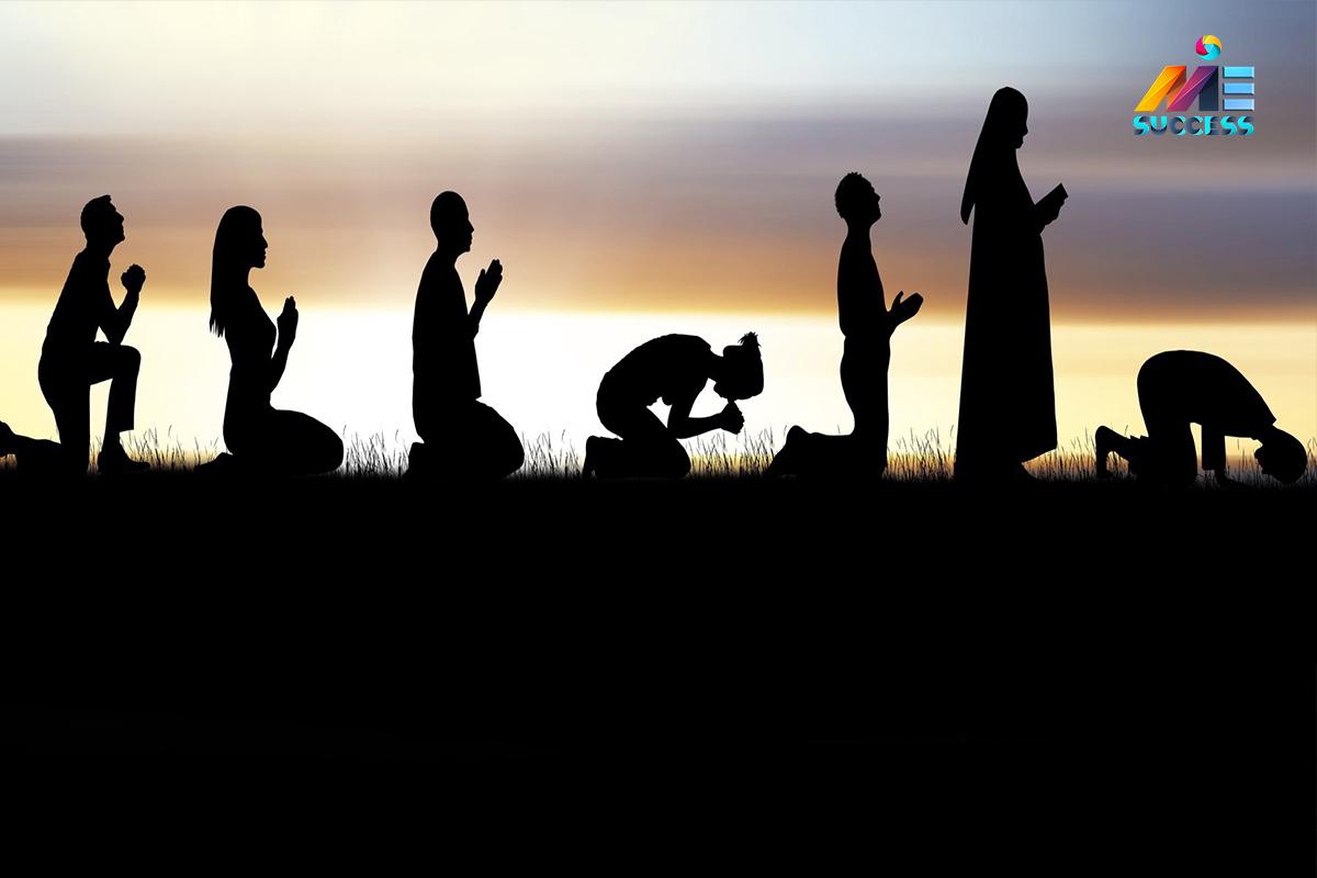 شکرگزاری و ایمان در مکاتب مختلف