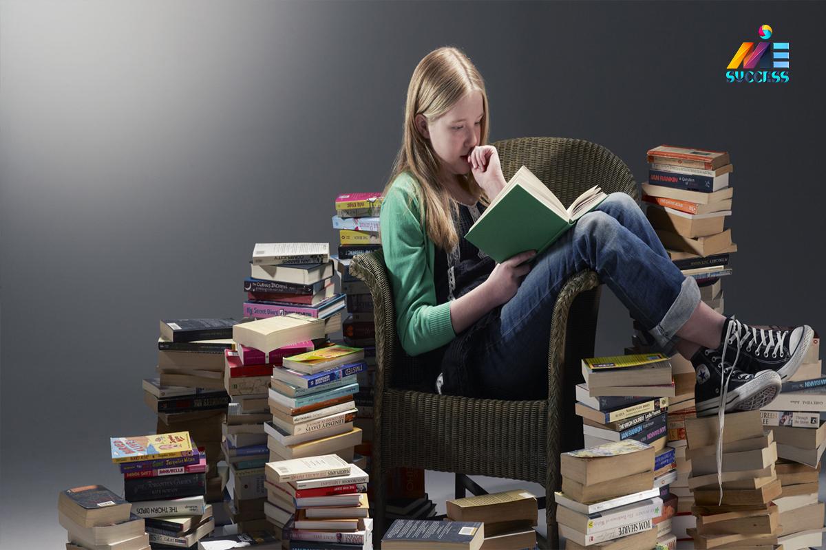 جذب ثروت و برنامه ریزی و کتابخوانی