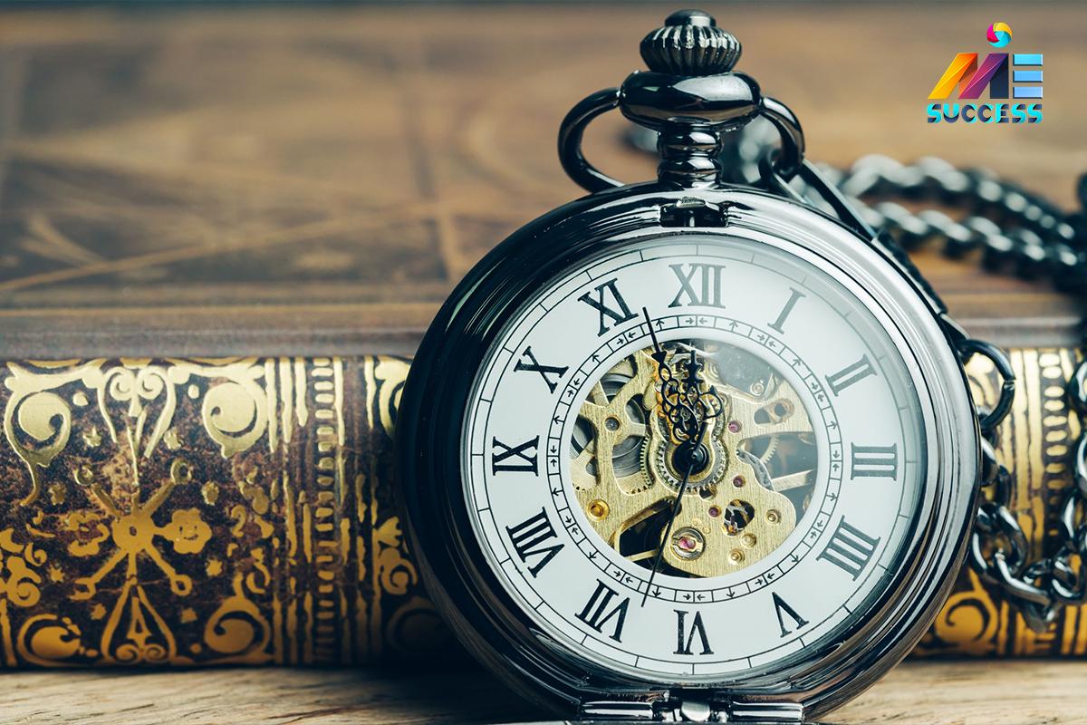 قانون جذب و نقاط مثبت زندگی و اهمیت زمان