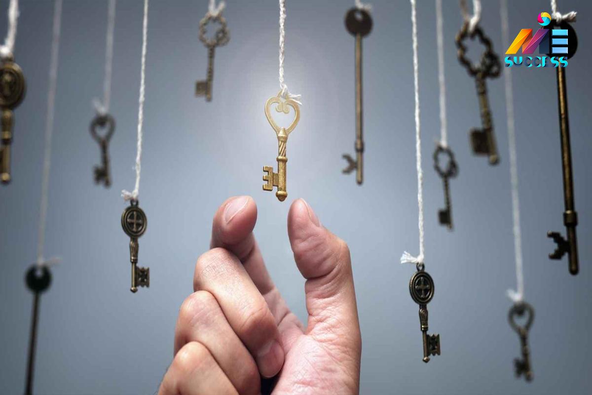 قانون جذب و نقاط مثبت زندگی و کلید سعادتمندی